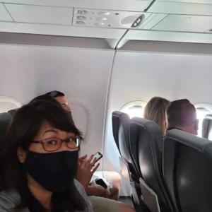 私、アメリカに帰れる?!