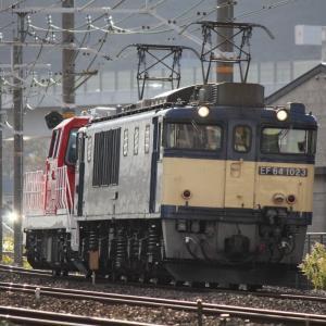 12月3日 DD200甲種輸送