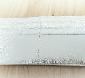 お財布スリム化計画   ①薄型の財布にする