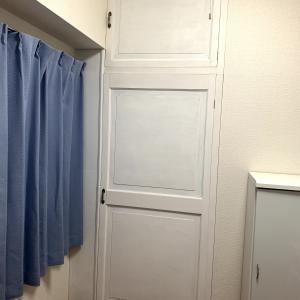 【DIY】収納庫を4.5畳の部屋で作るその5
