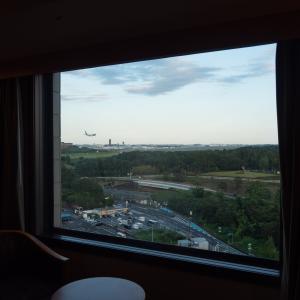 6月某日、ジェットスターで成田空港と航空機を見学(2)