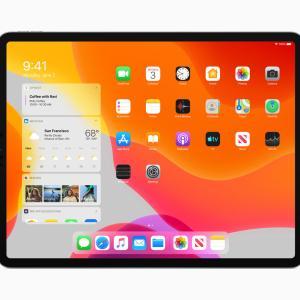 iPadの話かな