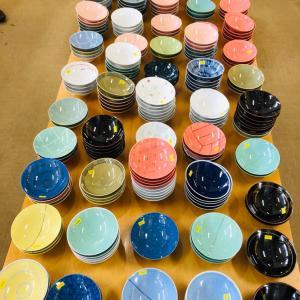 【波佐見陶器まつり③】白山陶器のアウトレットが並ばず買える穴場!波佐見陶磁器工業協同組合