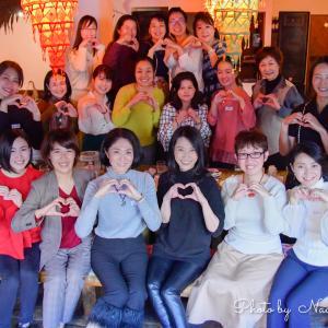 たくさんの愛が循環し合う伊織塾リアル交流会