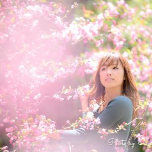 桜と一緒にあなたの中の女性らしさを残そう