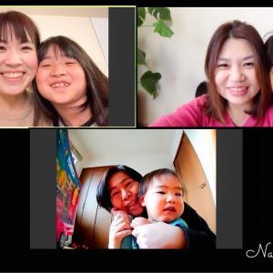 オンラインで繋がる♪子育てママの気晴らしお話会♪