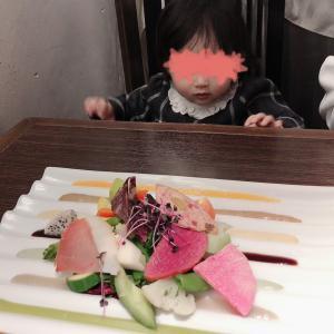 バースデーランチ★