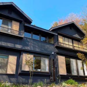 箱根の家はDIYで大変身を遂げています⁉️