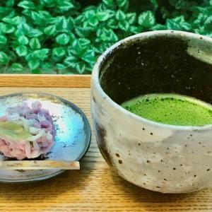 抹茶と和菓子の誘惑!