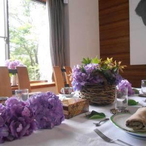箱根スタイルのテーブルデザイン‼︎