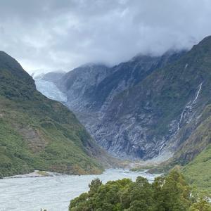想像を超えるフランツジョセフ氷河の美しさ!