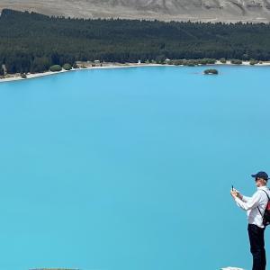 魅惑のテカポ湖 ①