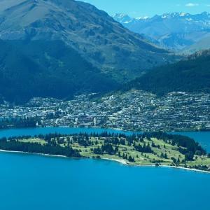 ニュージーランドで一番高級なリゾート地、クイーンズタウン❣️