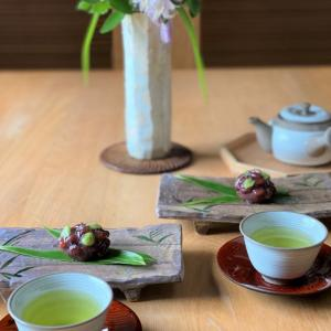 箱根の名水でほっとするお茶時間❗️
