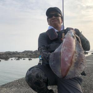 MAN VS FISH 2021 エギングダイジェスト