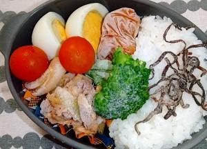 7/9  久々にサンドイッチ作り~プルコギ炒め弁当