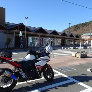 新春恒例 2021伊豆走り初めツーリング5 (道の駅・くるら戸田)