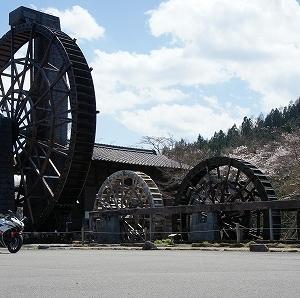 2021 國田家の芝桜と荘川桜ツーリング4(そばの里・心打亭)
