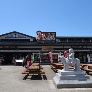 2021 富士山周遊ツーリング3(道の駅・ふじおやま)