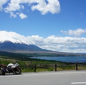 2021 富士山周遊ツーリング4(三国峠)