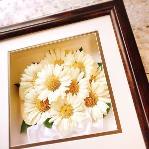 ブーケの傷んだ花も残したい!!〈ブーケ保存実例〉