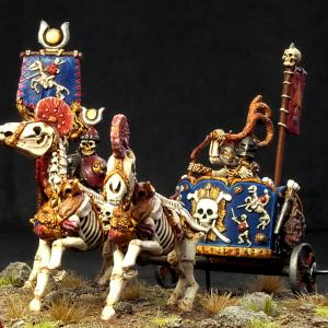 【Grenadier】War Chariot ウォー・チャリオット! 完成!