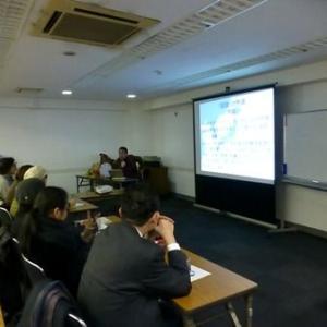 2月3日 江戸の会 雅楽講演会