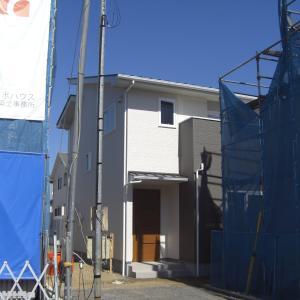 和泉(松山市内)新築画像(完了検査後)