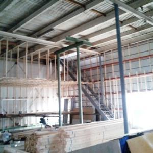 2013年の施工画像。