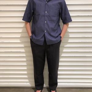 2021/05/18本日のメンズ  半袖オープンカラーシャツ②