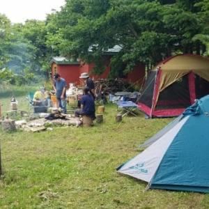 自然学校キャンプ場