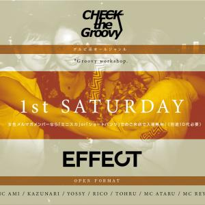 Check the Groovy & EFFECT