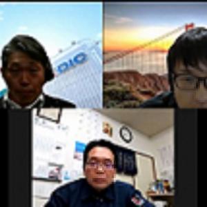 オンライン チーム北陸 ミーティング ~北陸青年部会・代表者会議・3月Zoomにて~