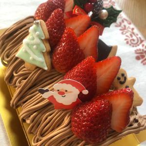 クリスマスケーキレッスン