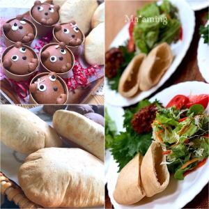 ピタパンとクマのカップパン