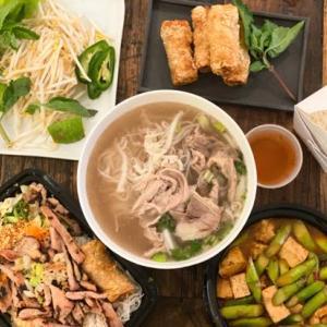 ニューヨークデリバリー、ベトナム料理ブンティットヌン(Pho Saigon)
