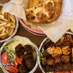 ニューヨークデリバリー、トルコ料理 Memo Shish Kebab