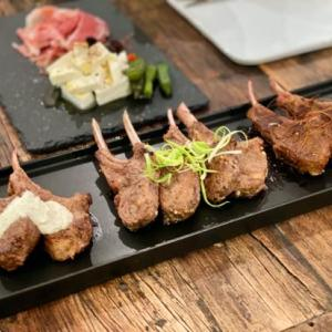 マンハッタン老舗肉屋からラム肉、味変3WAYS!