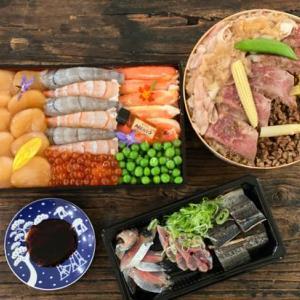 北海道の新鮮秋刀魚で塩焼き! あべんと