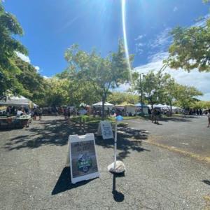 【ハワイ】食べて美味しい、買い物楽しい朝市!KCCファーマーズマーケット