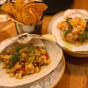 【マンハッタン】カクテル飲みながらセビーチェ&タコス、メキシコ料理  Tacos Güey