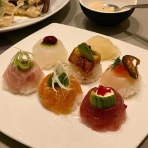 【マンハッタン】ニューヨーク、シェフ園さんのカジュアル和食バー BBF