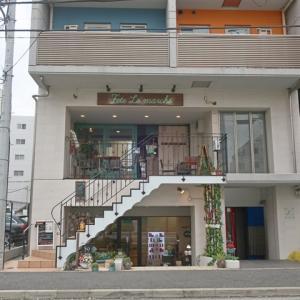 Cafe Fete le marche(フェットルマルシェ) / 向ヶ丘遊園