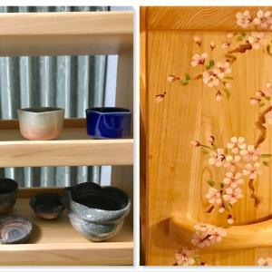 お客様からいただいた写真-彩季豆小鉢と六瓢