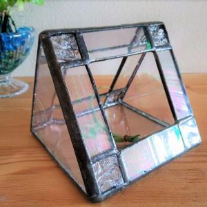 小さな三角テラリウム