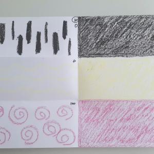 描いてスッキリ☆「中学生の個人セッション」