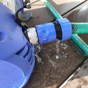 高圧洗浄機の水漏れはOリングと呼ばれるパッキンの劣化
