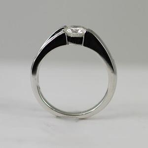 指輪のリフォームも承ります〔リフォーム完成〕