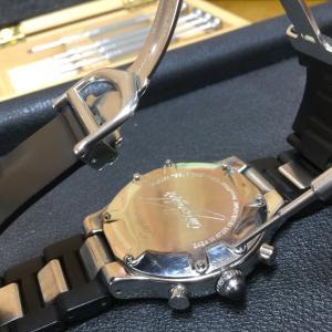 時計の電池交換も承ります!
