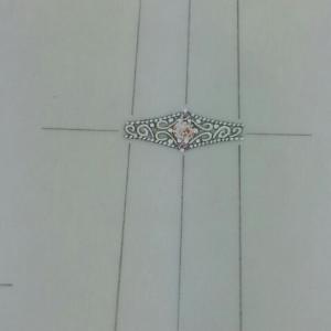ブライダルリングのデザインも描かせていただきます!